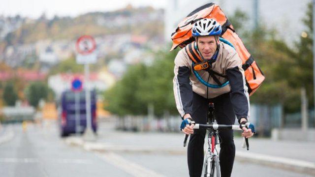 O papel da bike na logística dos grandes centros