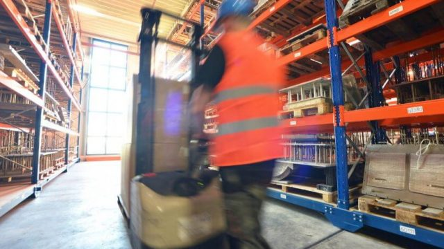 Quais as principais etapas do processo de armazenagem?