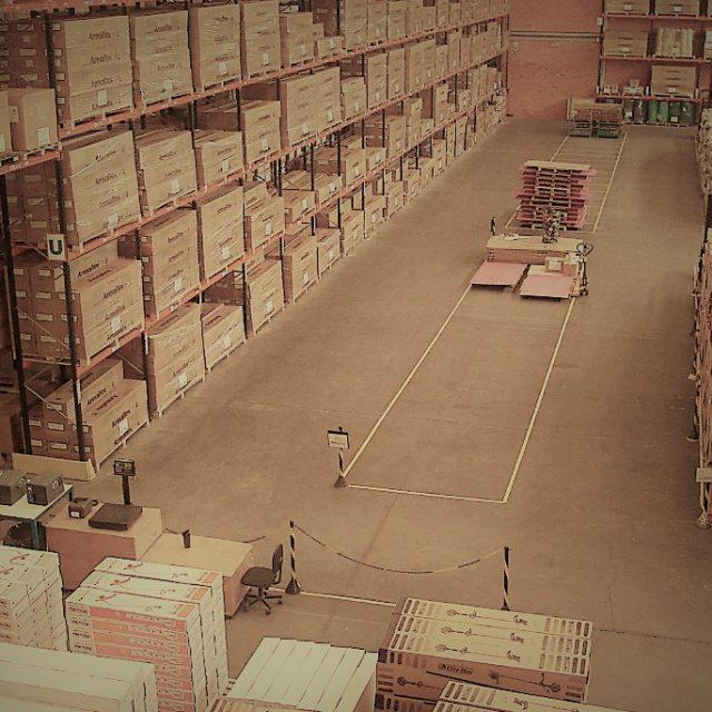 A armazenagem como vantagem competitiva na carga fracionada