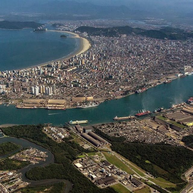 Porto de Santos e os novos desafios