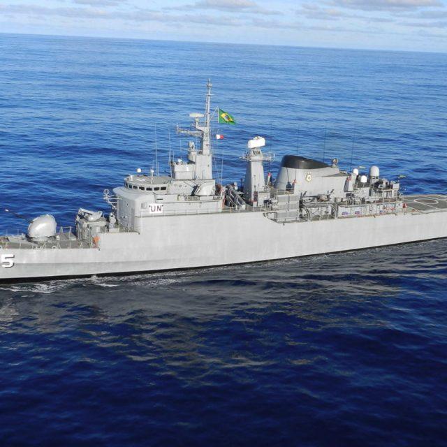 Porto de Paranaguá terá navio aberto à visitação pública