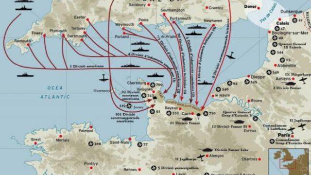 Há 77 anos acontecia a maior operação logística de todos os tempos