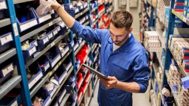 Estoque, previsão e gestão da demanda