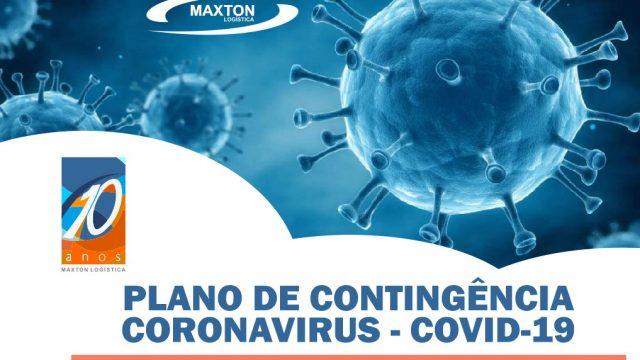 Nosso Plano de Contingência para o COVID19