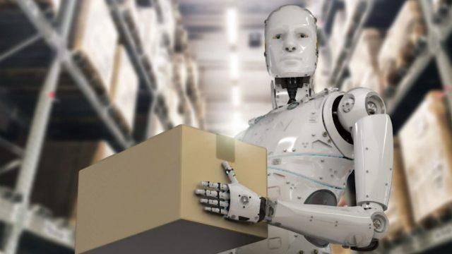 A inteligência artificial será o caminho natural da logística