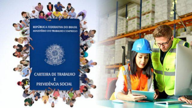 Logística e comércio alavancam a geração de empregos