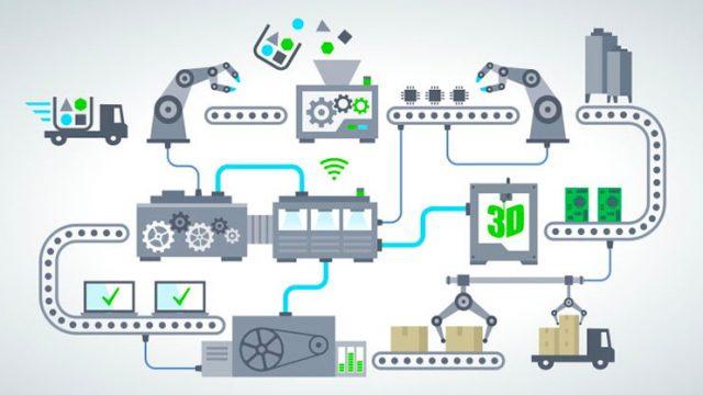 O impacto das tecnologias inteligentes na indústria logística