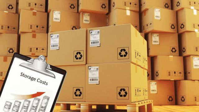 Qual a diferença entre armazenagem e estocagem?