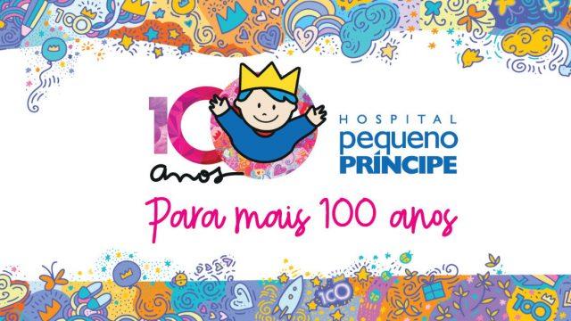 100 anos do Hospital Pequeno Príncipe