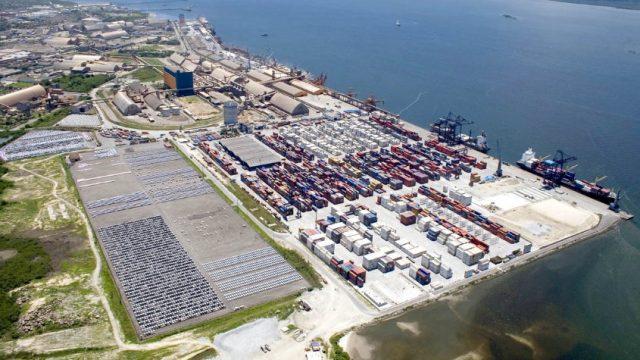 Porto de Paranaguá movimentou 48 milhões de toneladas em 2018