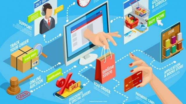 Covid-19 movimenta e-commerce e impõe desafios logísticos.