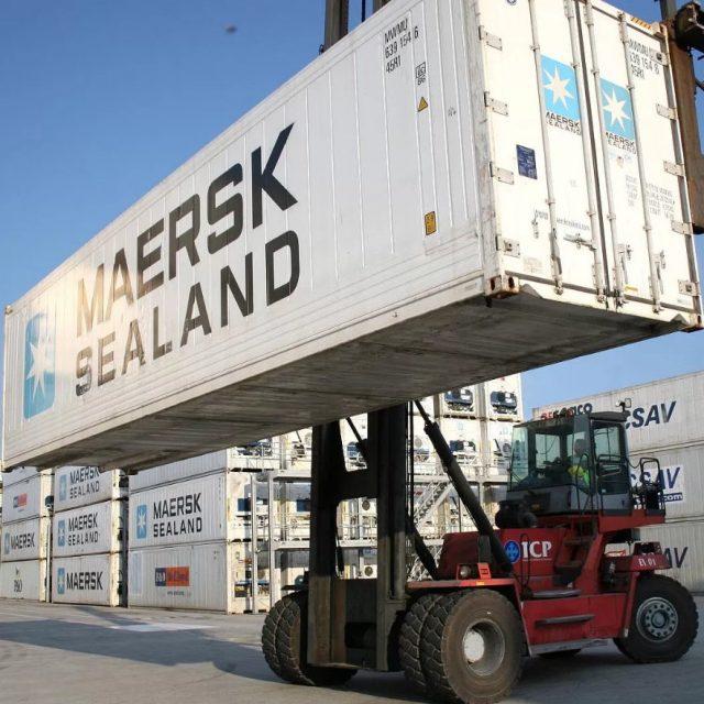 Contêineres terão estufagem e transporte até o cais monitorados