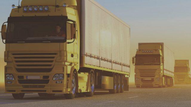 Os tipos de caminhões e suas capacidades